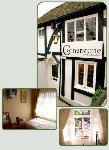 Cornerston Bed and Breakfast